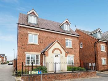Linnet Close, Kirkby-in-Ashfield, NOTTINGHAM: £250,000