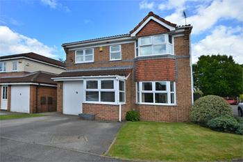 Kirkland Close, SUTTON-IN-ASHFIELD, Nottinghamshire: £220,000