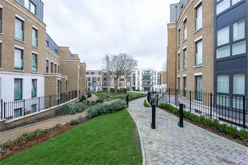 2 bedroom(s) apartment to sale in Osborne House, 17 Loxford Gardens, London-image 2