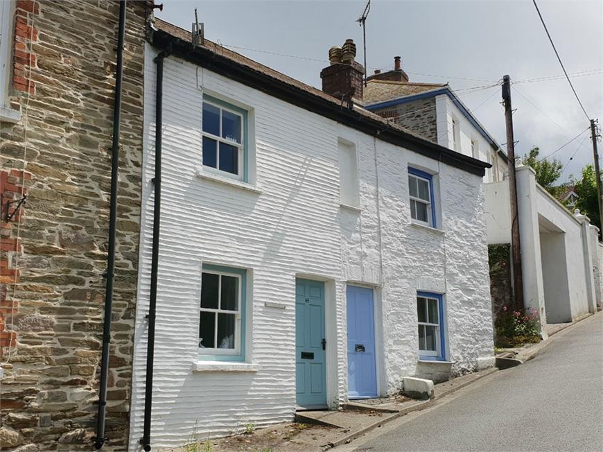 65 Fore Street, Polruan, Fowey, Cornwall