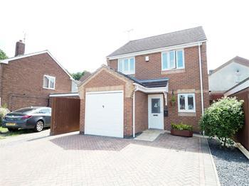 Starr Avenue, Sutton In Ashfield, Nottinghamshire: £160,000