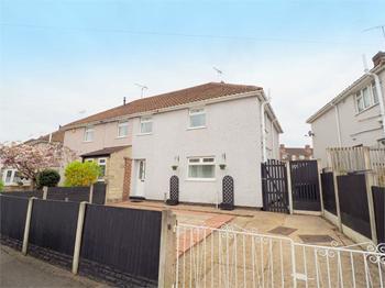 Brookfield Avenue, SUTTON-IN-ASHFIELD, Nottinghamshire: £97,950