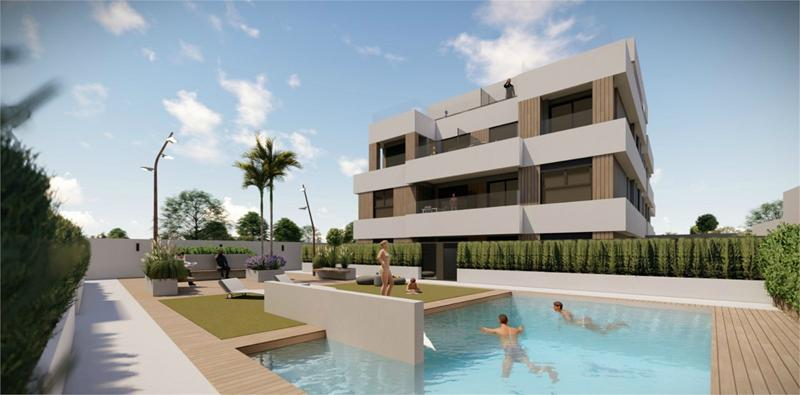 Spain property for sale in Murcia, San Javier