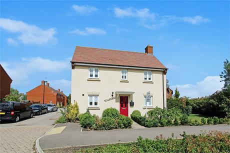 Green Lane, Wixams, Bedfordshire Image