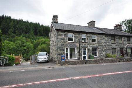 Ganllwyd, Dolgellau, Gwynedd, Wales