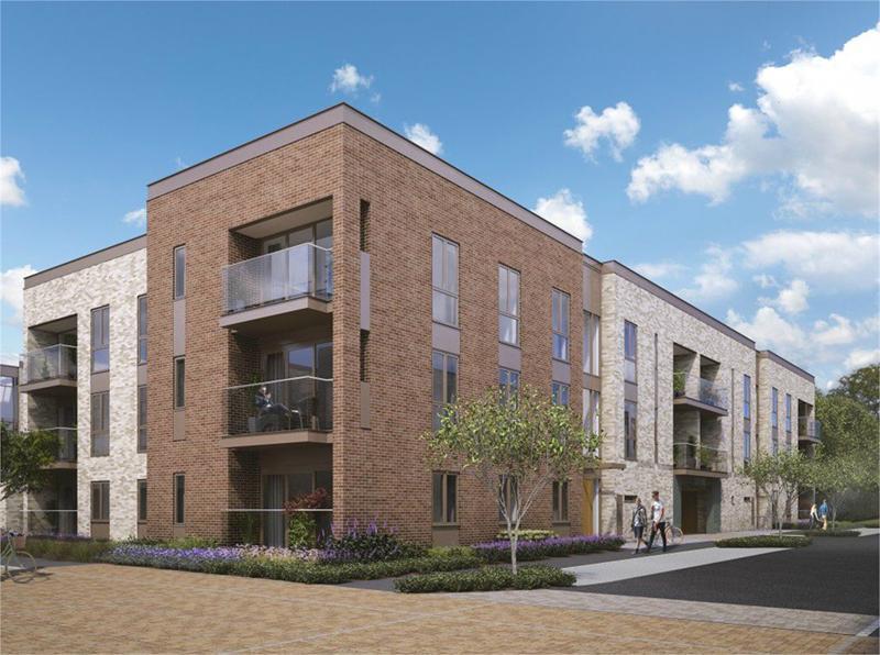 The Apartments, Urwin Gardens, Cambridge image