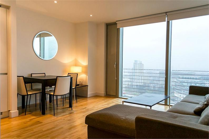 1 bedroom(s) apartment to sale in Landmark West, Tower 22 Marsh Wall, London-image 2