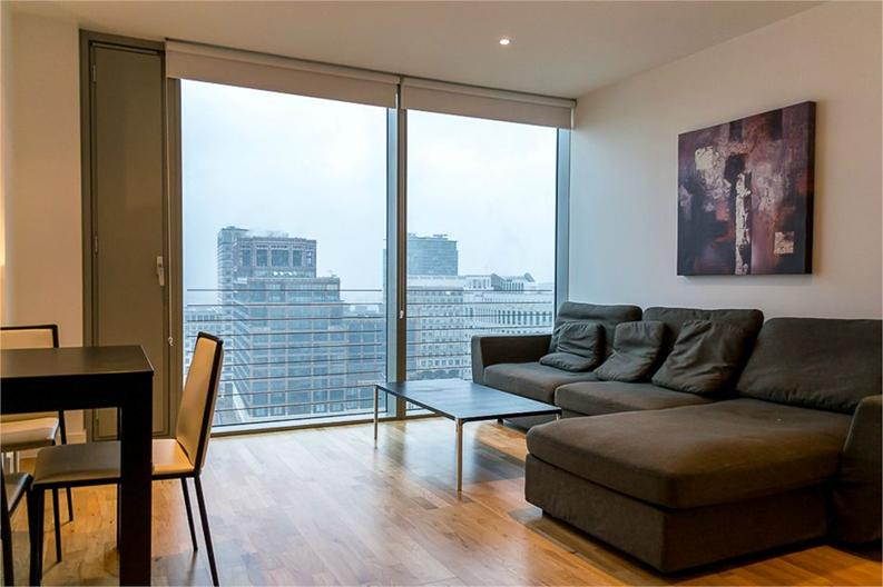 1 bedroom(s) apartment to sale in Landmark West, Tower 22 Marsh Wall, London-image 5