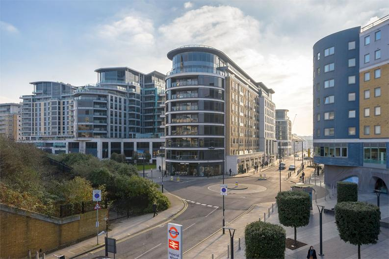 1 bedroom(s) apartment to sale in Octavia House, 213 Townmead Road, London-image 1
