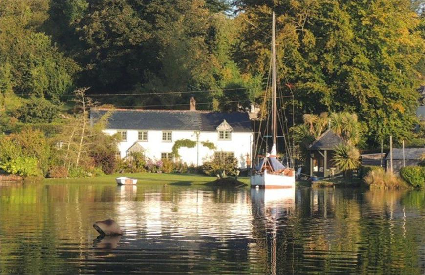 Wandsley, Lerryn, Lostwithiel, Cornwall