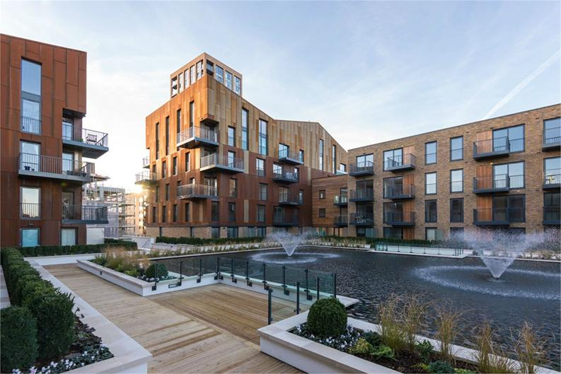 1 bedroom(s) apartment to sale in Royal Victoria Gardens, Whiting Way, London-image 1