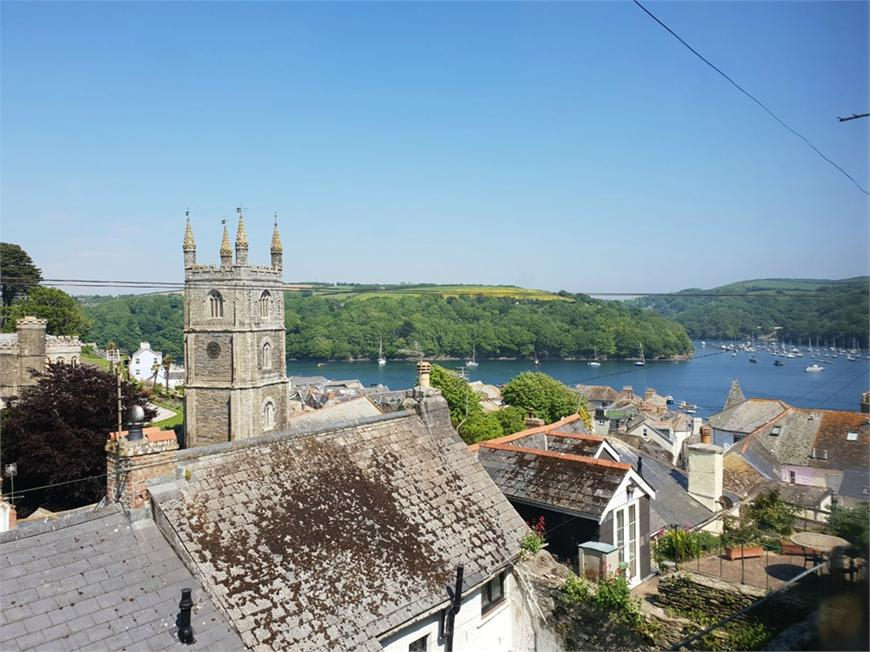 Place View, FOWEY, Cornwall