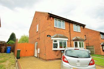 Goodacre Street, MANSFIELD, Nottinghamshire: £90,000