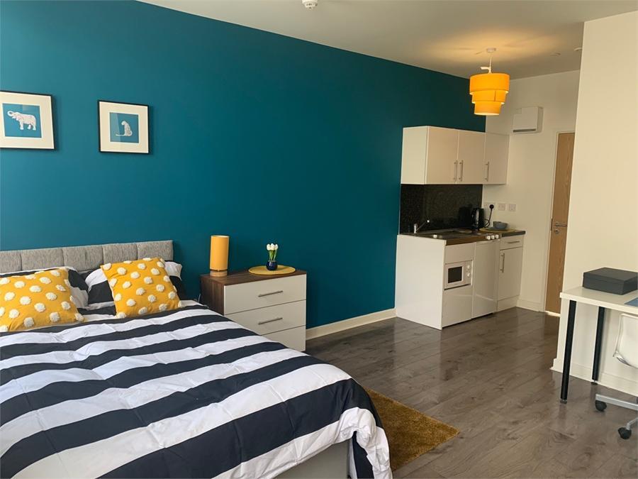 1 bedroom, Jameson House, SUNDERLAND, SR1 1HZ