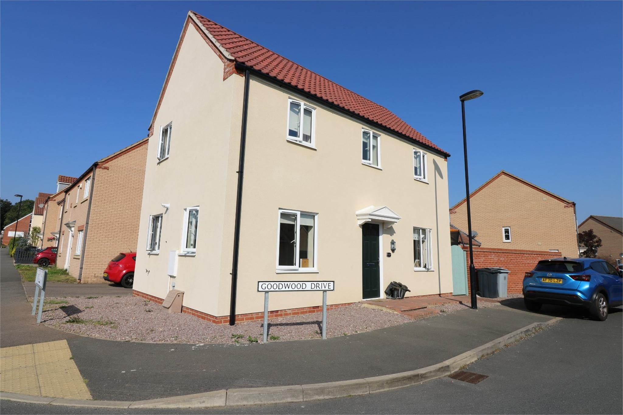Goodwood Drive, Bourne, Lincolnshire