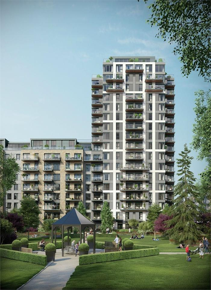 The Sterling Apts, Beaufort Park,  Aerodrome,  Colindale,  NW9