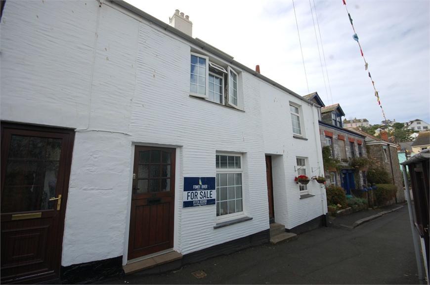 East Street, POLRUAN, Fowey, Cornwall