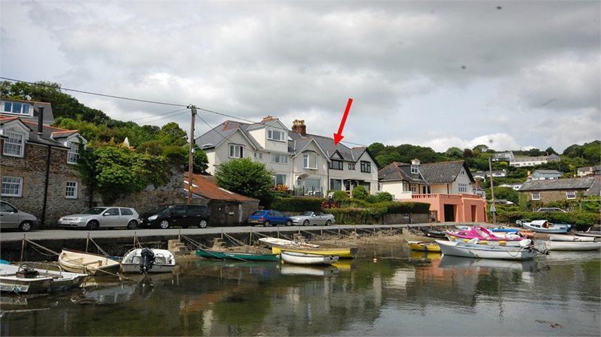 St Sampsons Terrace, Golant, Fowey, Cornwall