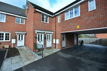 Buckland Close, SUTTON-IN-ASHFIELD, Nottinghamshire: £80,000