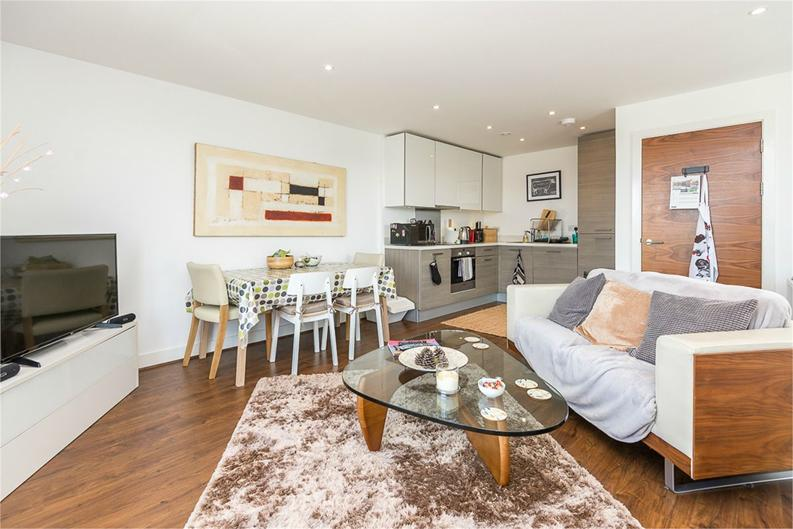 1 bedroom(s) apartment to sale in Napier House, Bromyard Avenue, London-image 1