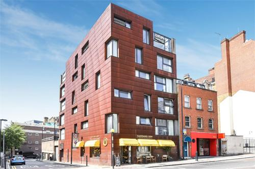 Gazzano Building,  33 - 35 Topham Street,  London,  EC1R 3AL