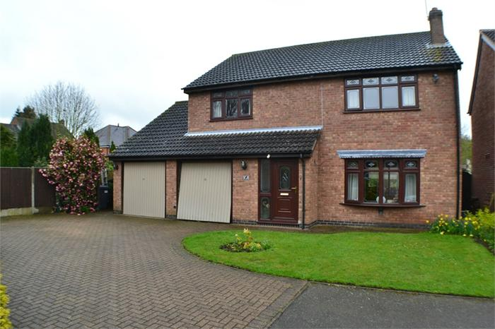 Pinetree Close,  Newbold Verdon,  LE9