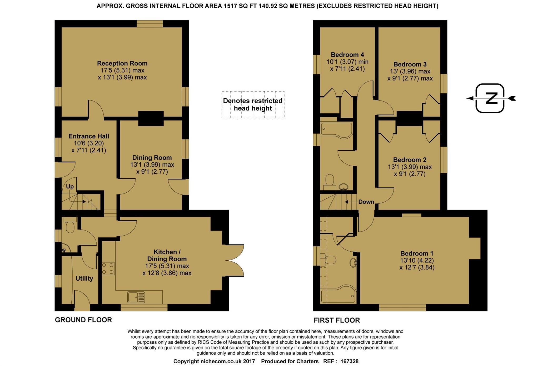 Meonstoke hampshire charters estate agents for Floor plan software for realtors