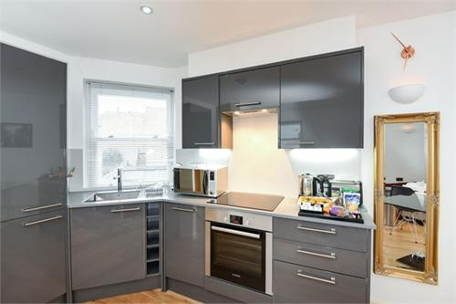 Marzell House,  120 North End Road,  W14 9PP