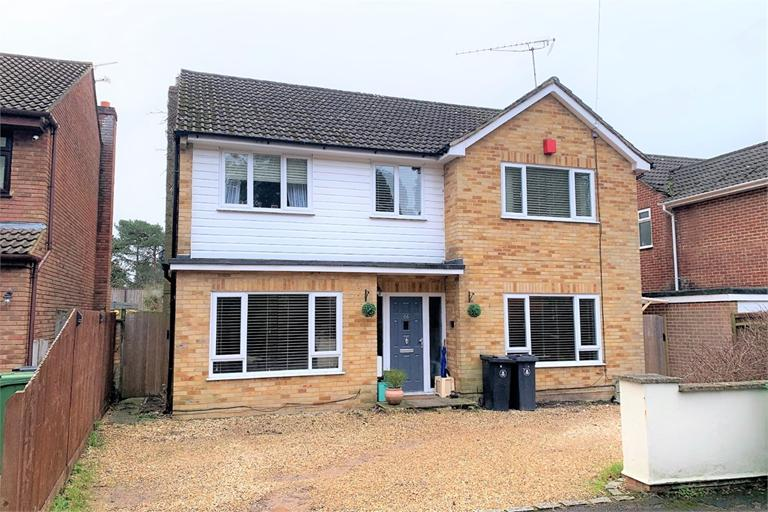 CAMBERLEY, £625,000