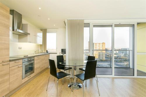 Panoramic Tower,  6 Hay Currie Street,  Poplar,  London,  E14 6FA