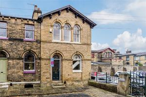 Higher School Street, Saltaire Village, West Yorkshire