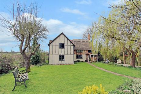 'Farne Cottage', High Street, Riseley, Bedfordshire image