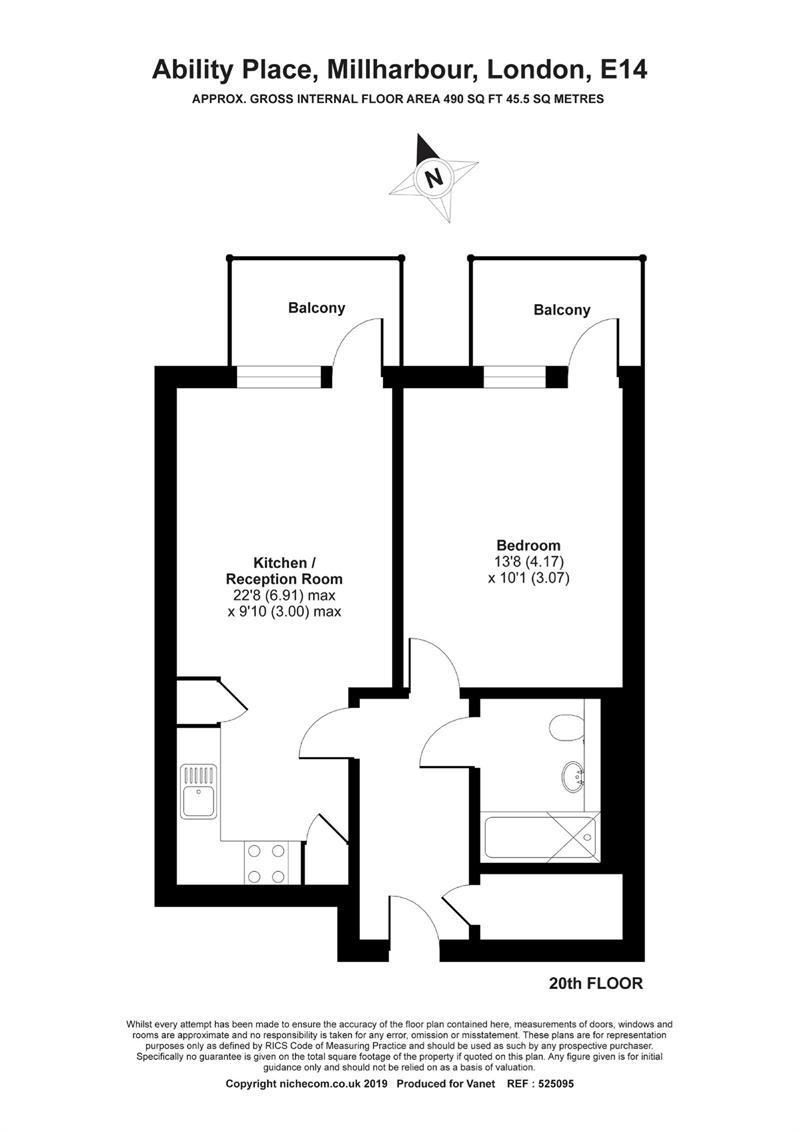 Ability Place, 37 Millharbour, London, E14 9DL