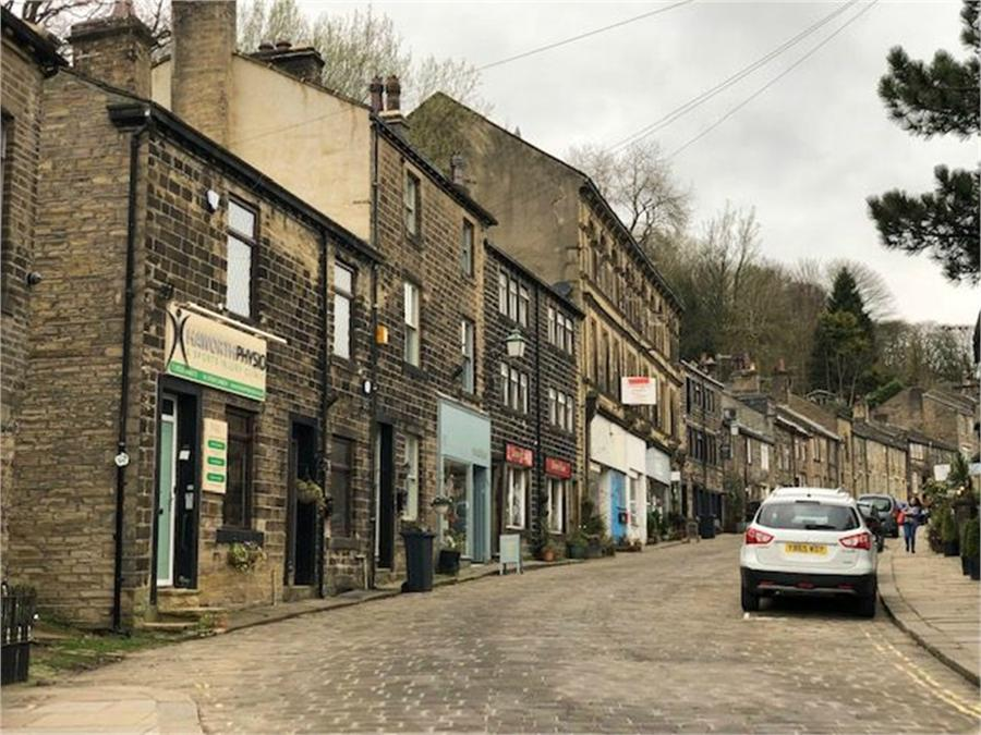 Rochester House, Main Street, Haworth, KEIGHLEY, West Yorkshire