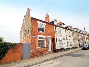 Silk Street, SUTTON-IN-ASHFIELD, Nottinghamshire: £99,950