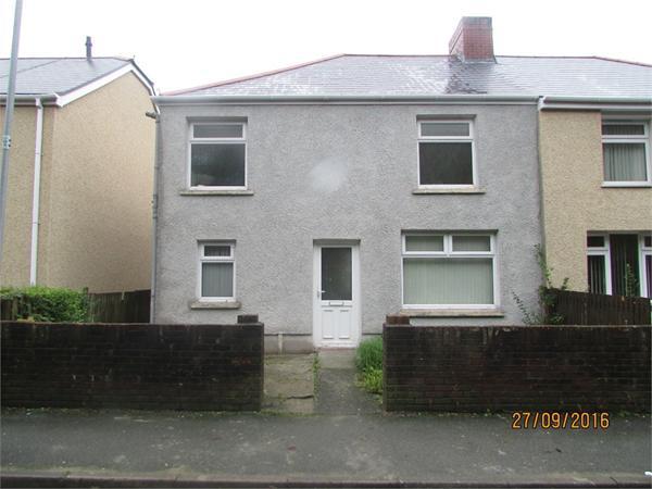 Mount View Terrace, Port Talbot, Mid Glamorgan
