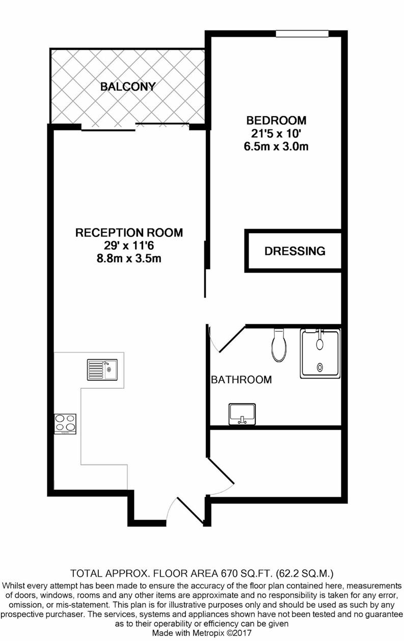 1 bedroom(s) apartment to sale in 10 Park Drive, Canary Wharf, London-Floorplan