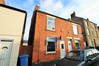 Bagshaw Street, Pleasley, MANSFIELD, Nottinghamshire: £55,000