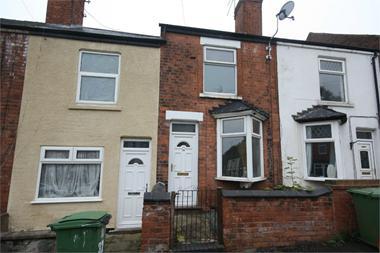 Carlton Street, Mansfield, Nottinghamshire