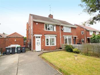 Leamington Drive, SUTTON-IN-ASHFIELD, Nottinghamshire: £89,950
