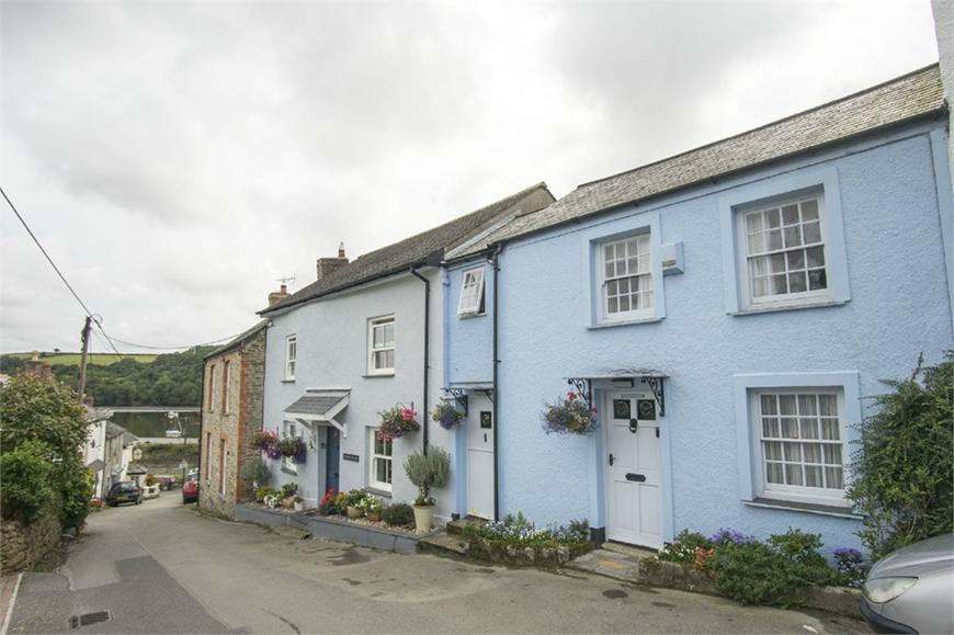 Fore Street, Golant, Fowey, Cornwall