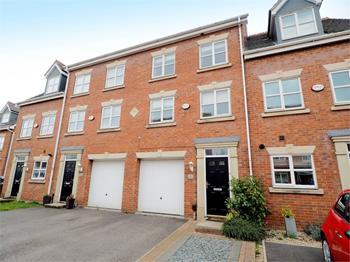 Riveraine Close, SUTTON-IN-ASHFIELD, Nottinghamshire: £165,000