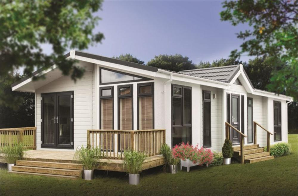 2 Bed Park Home Mobile Home For Sale In Braunton