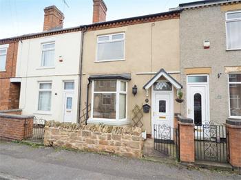 West Hill, SUTTON-IN-ASHFIELD, Nottinghamshire: £95,000