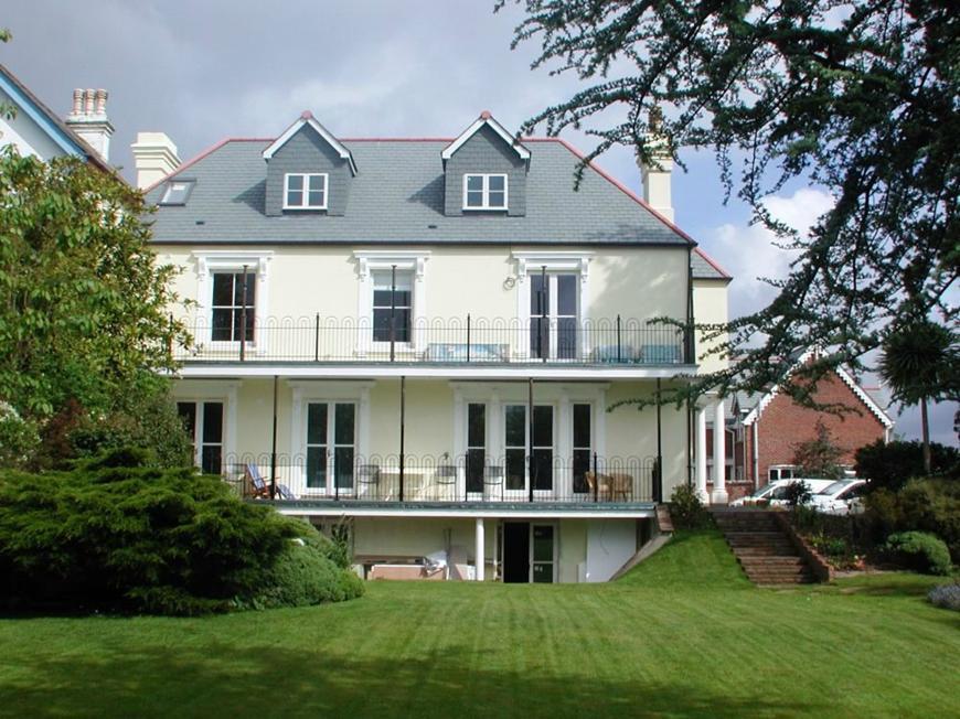 Carnethic House, FOWEY, Cornwall