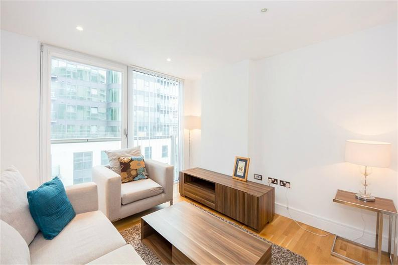 1 bedroom(s) apartment to sale in Cobalt Point, 38 Millharbour, London-image 1