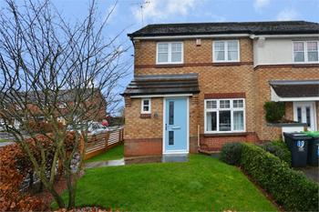 Fisher Close, SUTTON-IN-ASHFIELD, Nottinghamshire: £135,000