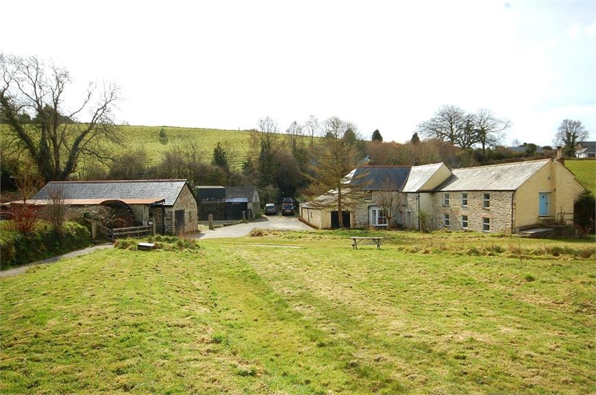 Newhouse Farm, Priory Lane, Tywardreath, Cornwall