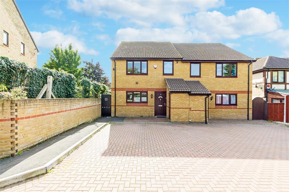 IMMACULATELY PRESENTED! Three bedroom semi-detached house well located for access to Stockley Business Park/M4/M25