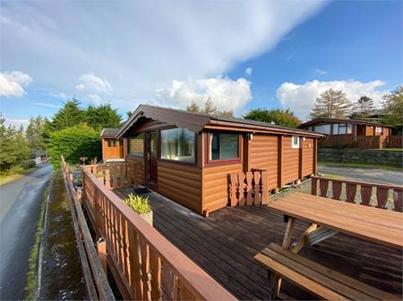 Trawsfynydd Holiday Village, Bron Aber, Trawsfynydd, Gwynedd, Wales
